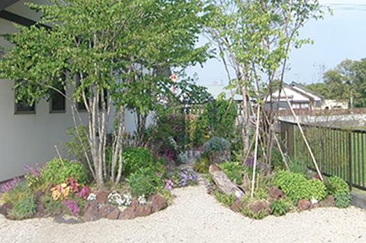 庭園設計・施工