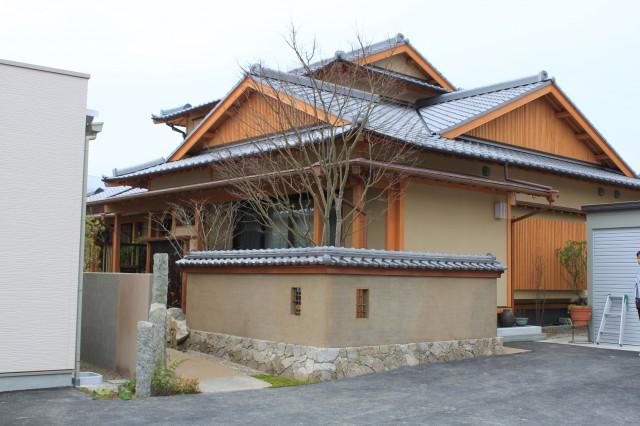 佐賀県吉野ヶ里市H邸の造園施工事例