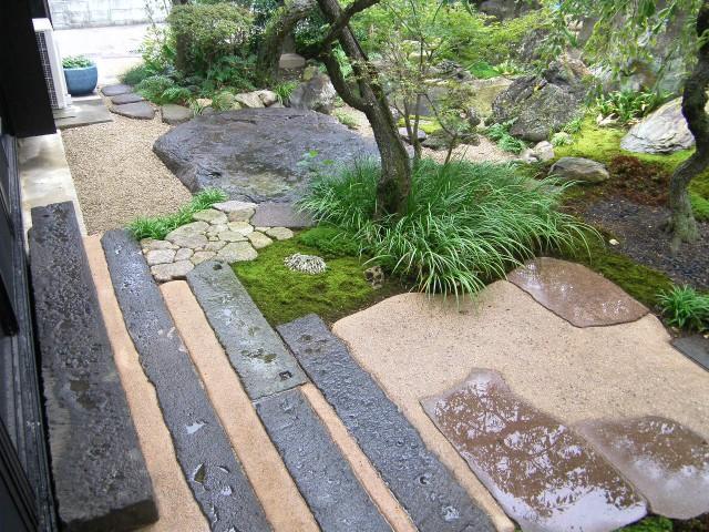 佐賀県神埼市吉野ヶ里町M邸の造園施工事例