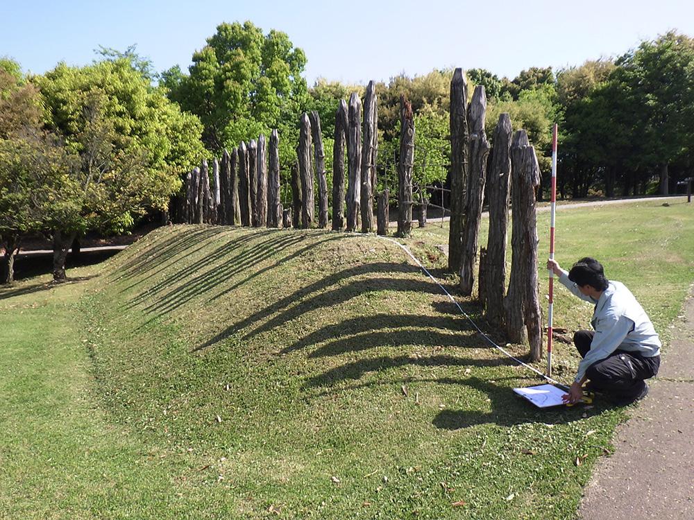 吉野ヶ里歴史公園整備工事